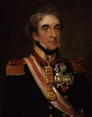 Don Miguel Ricardo de Alava | William Salter | oil painting