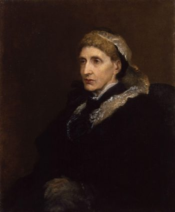 Josephine Elizabeth Butler nae Grey | George Frederic Watts | oil painting