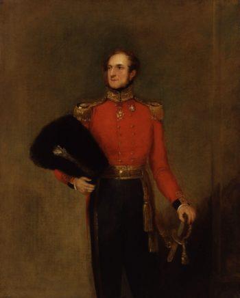 Douglas Mercer afterwards Henderson Mercer | William Salter | oil painting