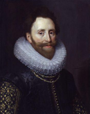 Dudley Carleton Viscount Dorchester | Michiel Jansz. van Miereveldt | oil painting