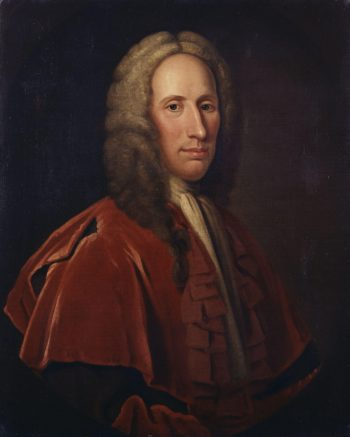 Duncan Forbes of Culloden | Jeremiah Davison | oil painting