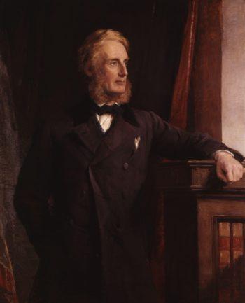 Edward Cardwell Viscount Cardwell | George Richmond | oil painting