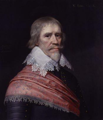 Edward Cecil Viscount Wimbledon   Michiel Jansz. van Miereveldt   oil painting