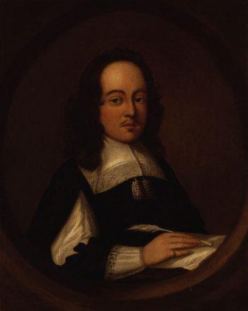 Edward Cocker   Richard Gaywood   oil painting