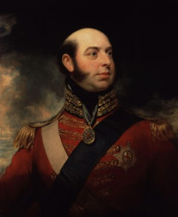 Edward Duke of Kent and Strathearn | Sir William Beechey | oil painting