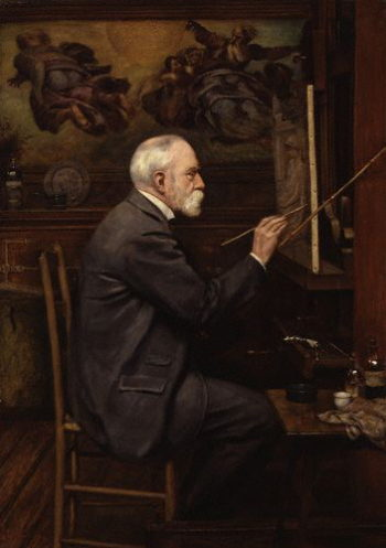 Edward John Poynter   Unknown Artist   oil painting