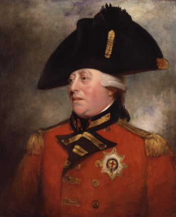 King George III | Sir William Beechey | oil painting