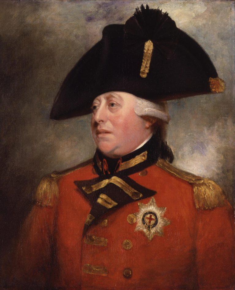 King George III | Sir William Beechey | oil painting