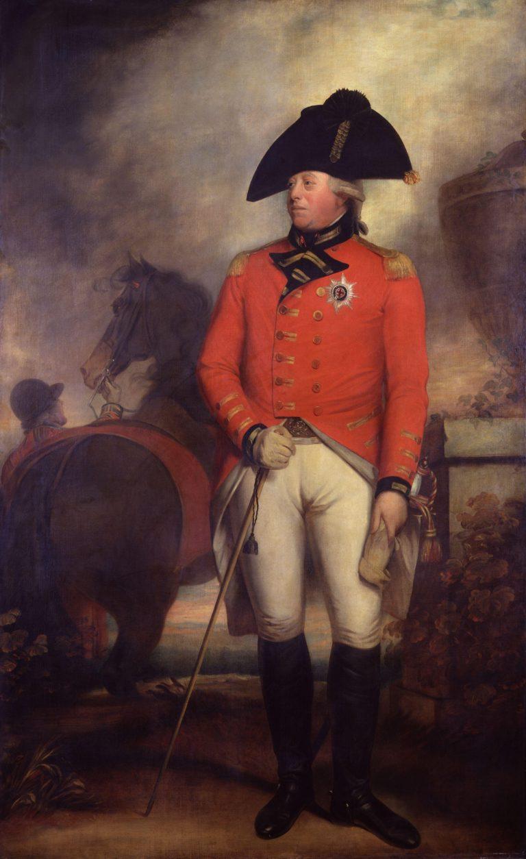 King George III | Sir William Beechey 2 | oil painting