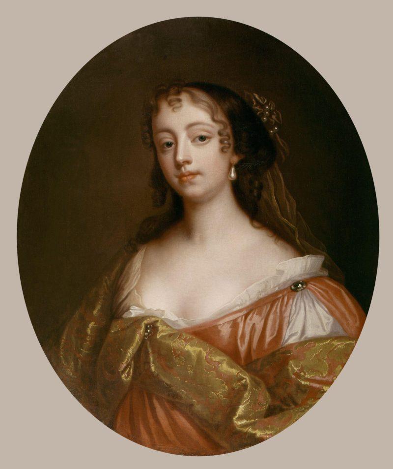 Elizabeth Countess of Grammont | John Giles Eccardt | oil painting