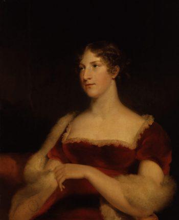 Eliza Lady Becher | John James Masquerier | oil painting