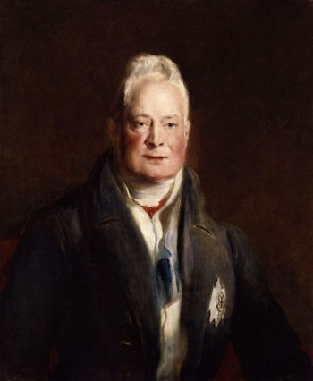 King William IV | Sir David Wilkie | oil painting