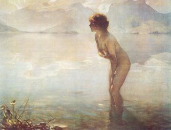 September Morning | Paul Emile Chabas | oil painting