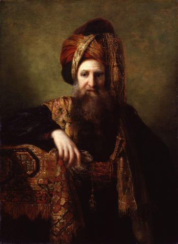 Edward Wortley Montagu | Matthew William Peters | oil painting