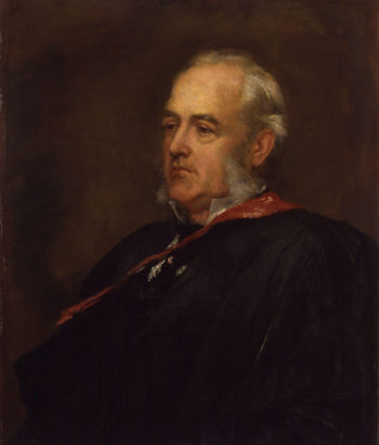 Friedrich Max Maller | George Frederic Watts | oil painting