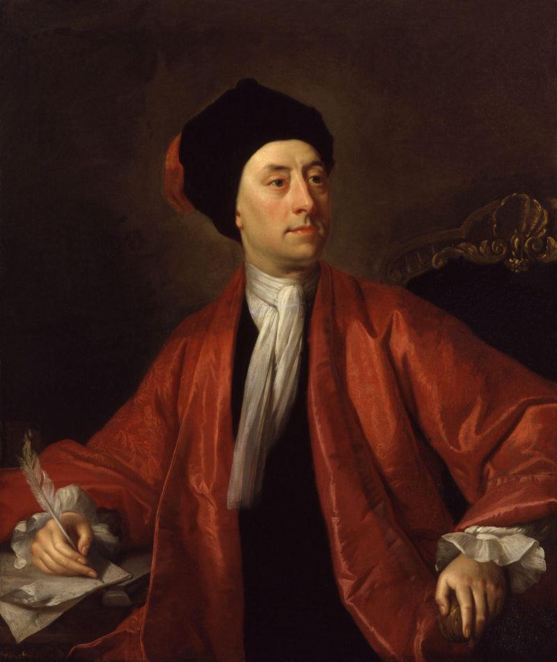 Matthew Prior | Thomas Hudson | oil painting