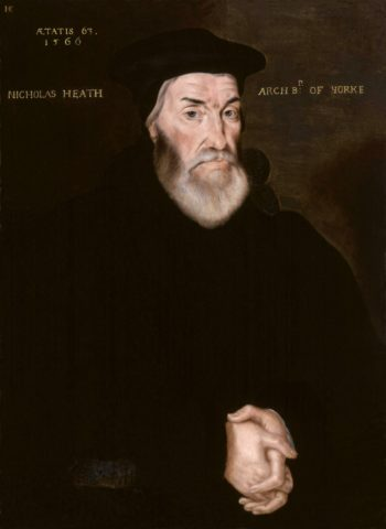 Nicholas Heath | Hans Eworth | oil painting
