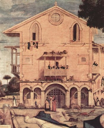 Gem?ldezyklus der Kapelle der Scuola di San Giorgio degli Schiavoni