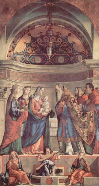 Pr?sentation Jesu im Tempel | Vittore Carpaccio | oil painting