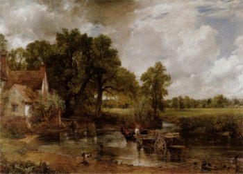 Der Heuwagen | John Constable | oil painting