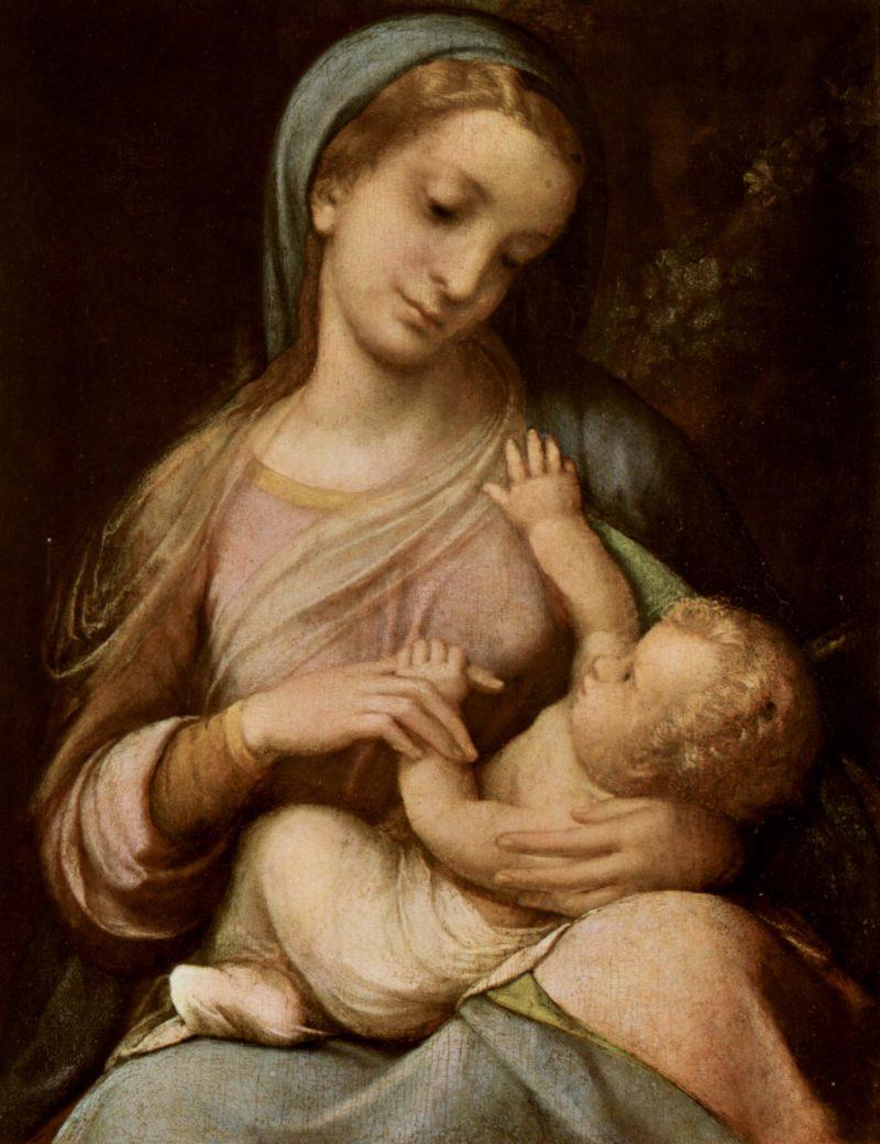 Madonna Campori