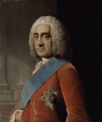 Philip Dormer Stanhope 4th Earl of Chesterfield | Allan Ramsay | oil painting