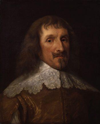 Philip Herbert 4th Earl of Pembroke   Sir Anthony Van Dyck   oil painting