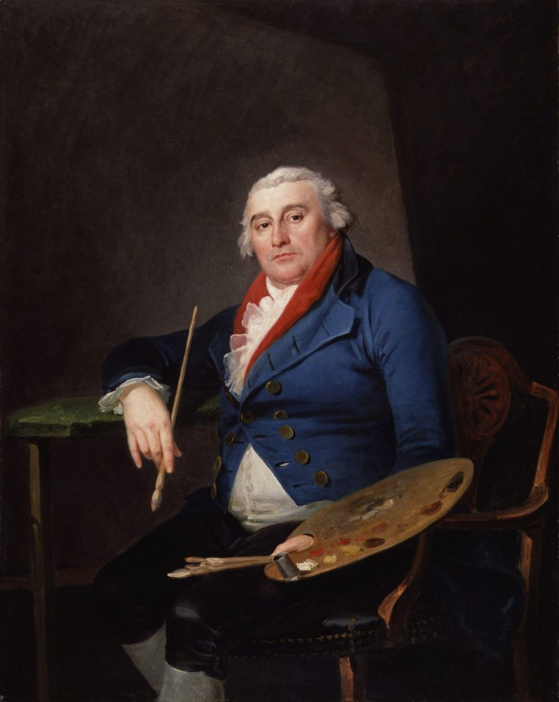 Philippe Jacques de Loutherbourg   Philippe Jacques de Loutherbourg   oil painting