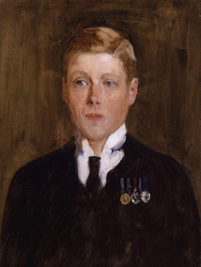 Prince Edward Duke of Windsor King Edward VIII | Solomon Joseph Solomon | oil painting