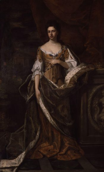 Queen Anne | Sir Godfrey Kneller | oil painting