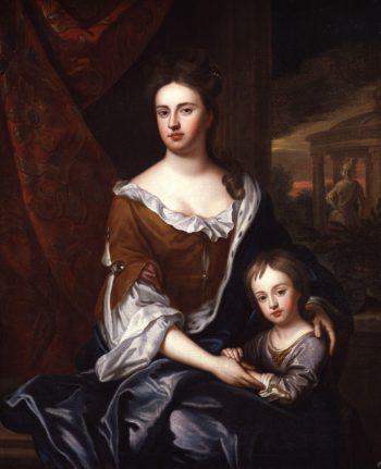 Queen Anne William Duke of Gloucester | Sir Godfrey Kneller | oil painting