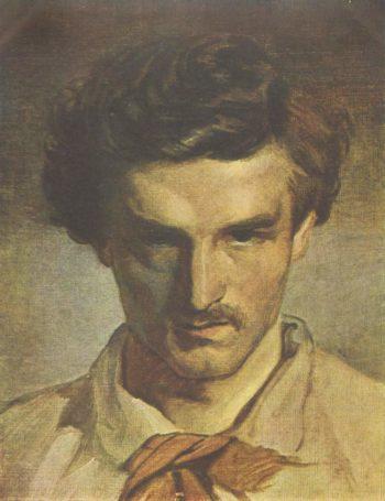 Selbstportr?t English Title - Self portrait | Feuerbach