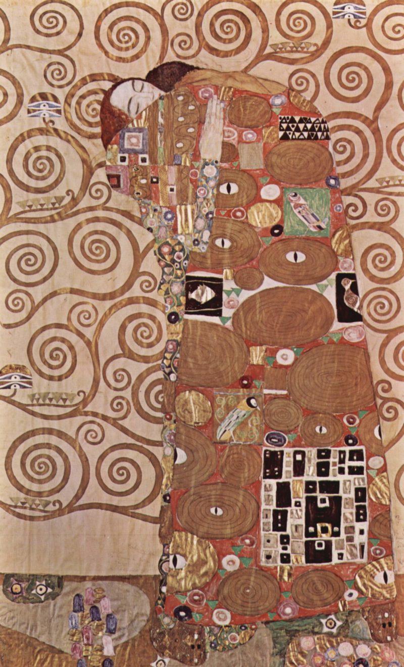 Unbekannter Titel | Gustav Klimt | oil painting