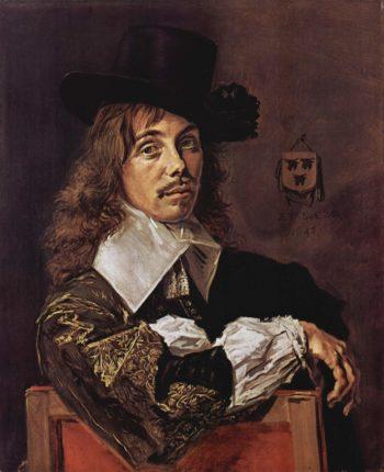 Portr?t des Balthasar Coymans | Frans Hals | oil painting