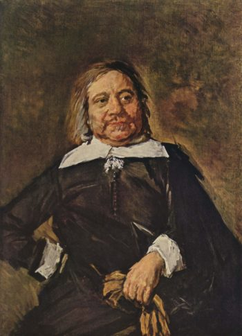 Portr?t des Willem Croes | Frans Hals | oil painting