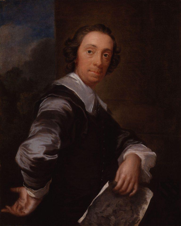 Richard Bentley | John Giles Eccardt | oil painting