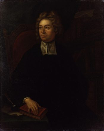 Richard Bentley | Sir James Thornhill | oil painting