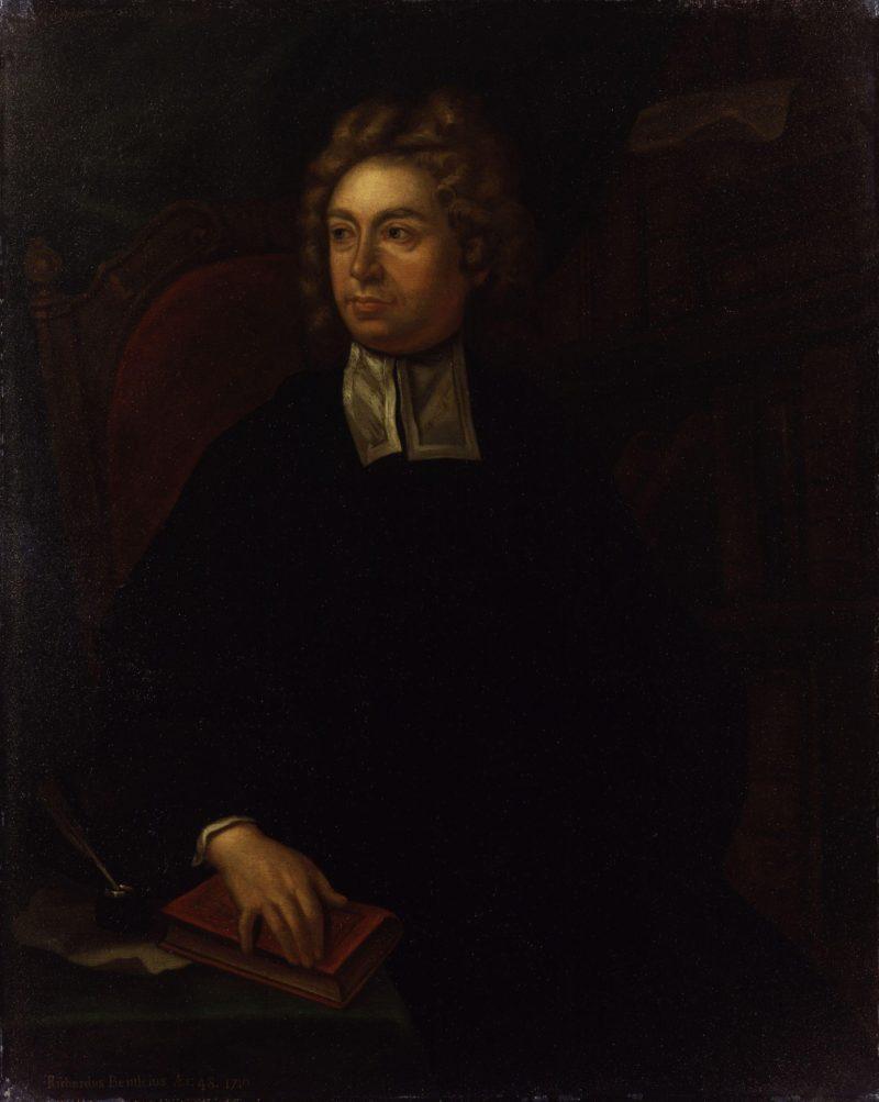 Richard Bentley | Sir James Thornhill | oil painting
