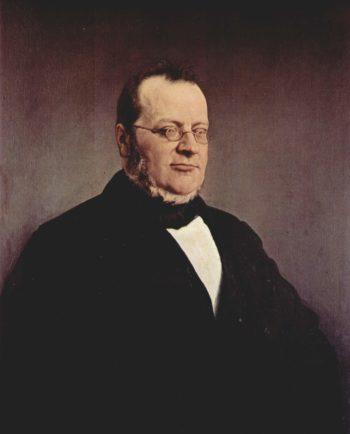 Portr?t des Camillo Benso di Cavour Fran?ais: Portrait de Camille Cavour | Francesco Hayez | oil painting