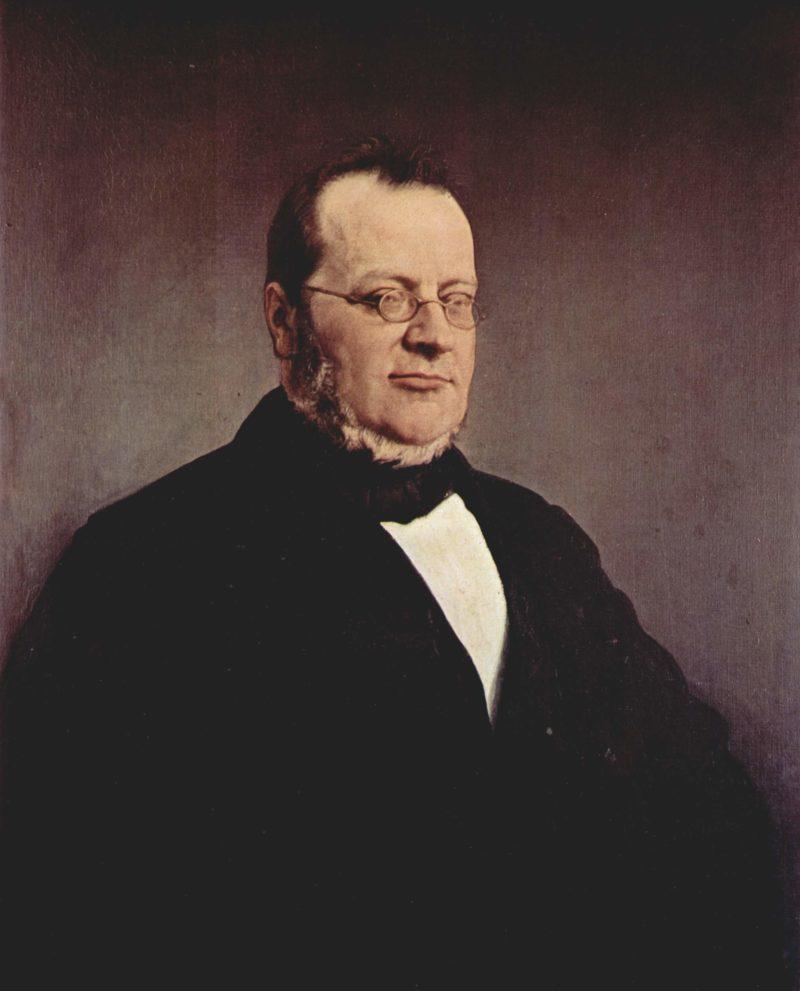 Portr?t des Camillo Benso di Cavour Fran?ais: Portrait de Camille Cavour   Francesco Hayez   oil painting