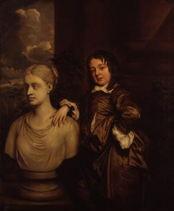 Richard Gibson | Sir Peter Lely | oil painting