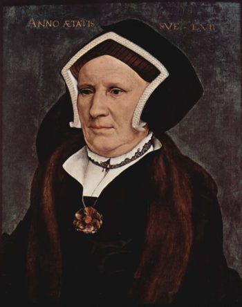 Portr?t der Lady Margaret Butts | Hans Holbein | oil painting