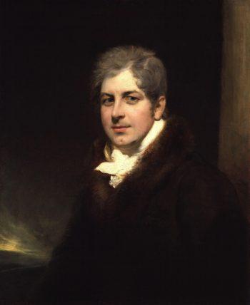 Robert William Elliston | George Henry Harlow | oil painting