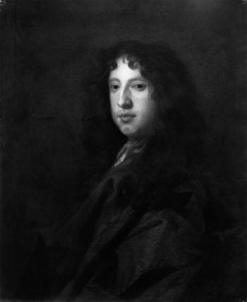 Roger North | Sir Peter Lely | oil painting