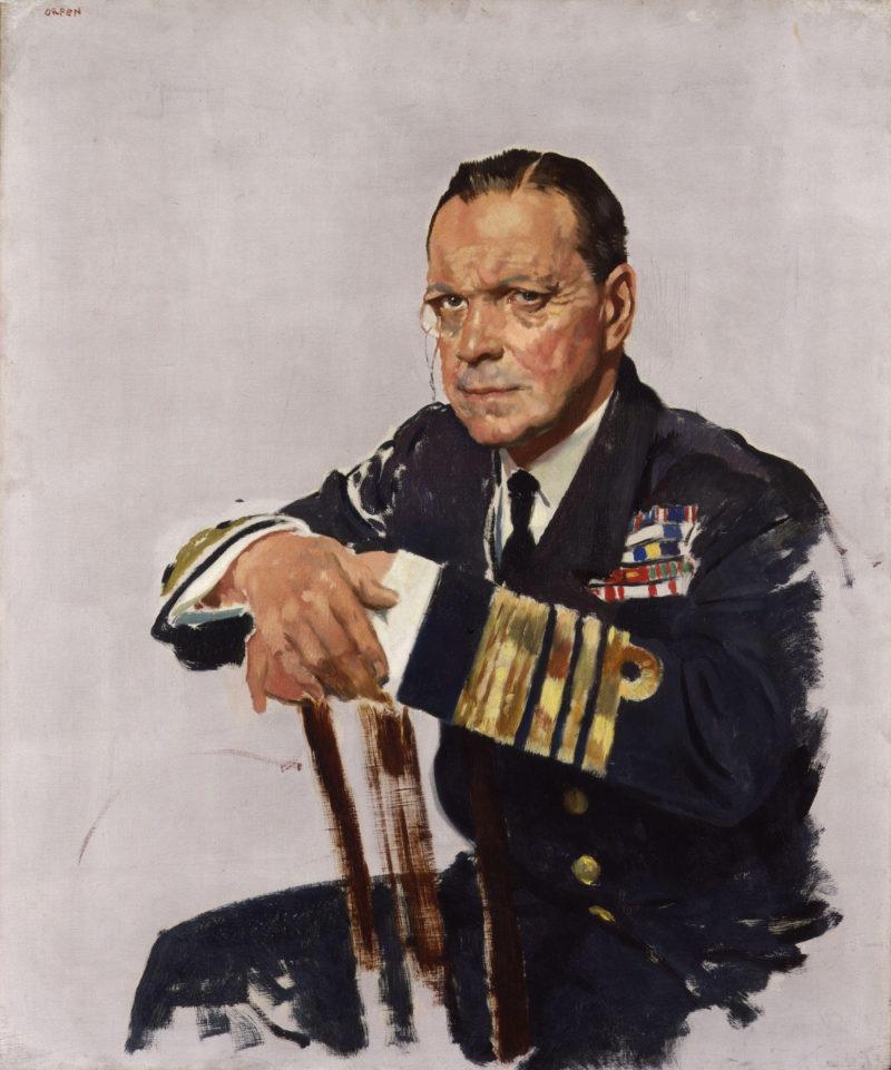 Rosslyn Erskine Wemyss Baron Wester Wemyss | Sir William Orpen | oil painting
