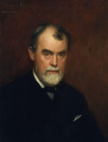 Samuel Butler | Charles Gogin | oil painting