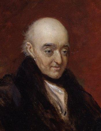 Samuel Rogers   Frank Stone   oil painting