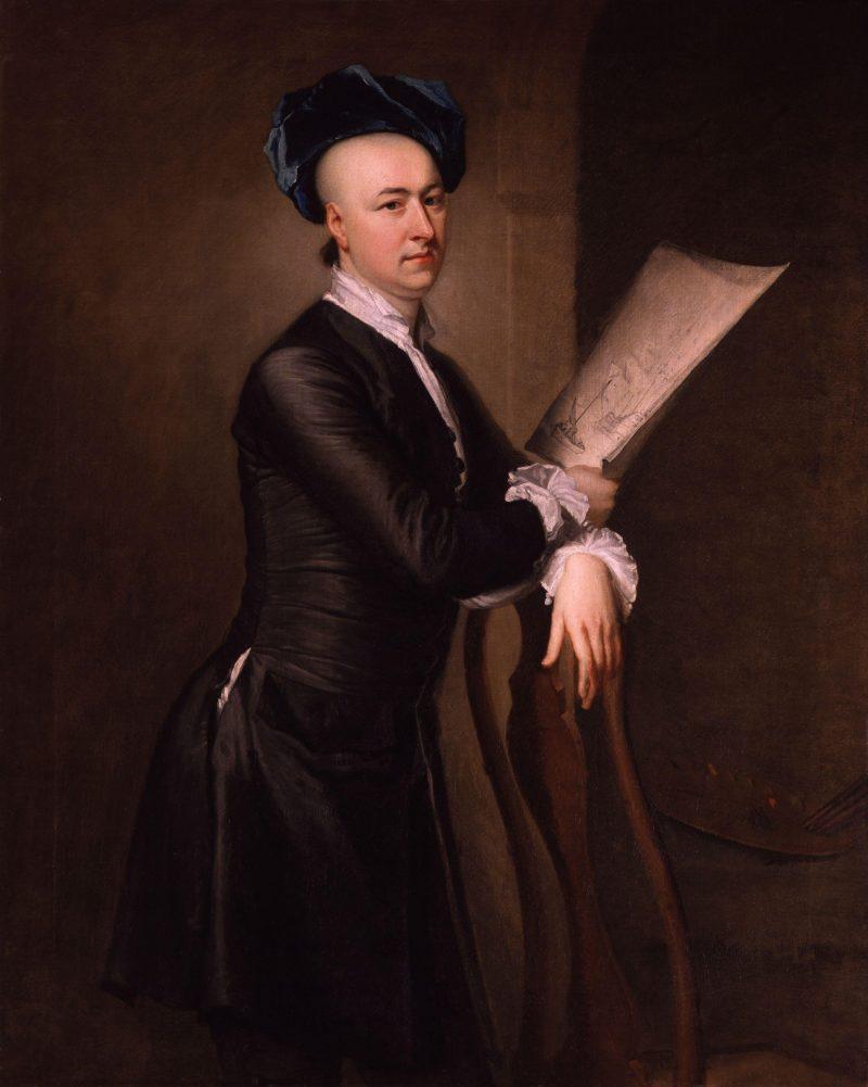 Samuel Scott | Thomas Hudson | oil painting