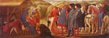 Anbetung der K?nige | Masaccio | oil painting