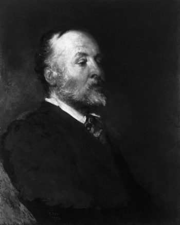 Sir Andrew Clark 1st | George Frederic Watts | oil painting